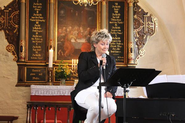 Koncert med Gitte Hænning