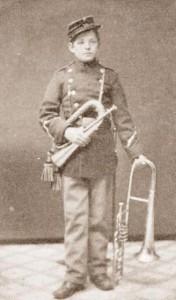 Carl Nielsen som dreng