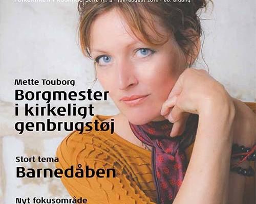 Mette Touborg, Stiftsbladet
