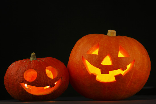 To græskar - halloween