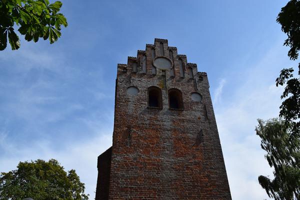 Særløse Kirkes kirketårn