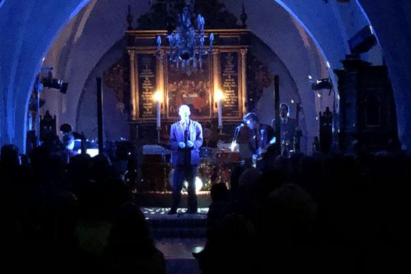 Koncert med Martin Hall