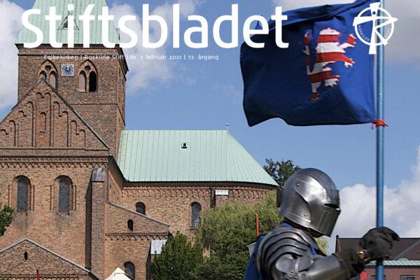 Forside af Stiftsblad februar 2021