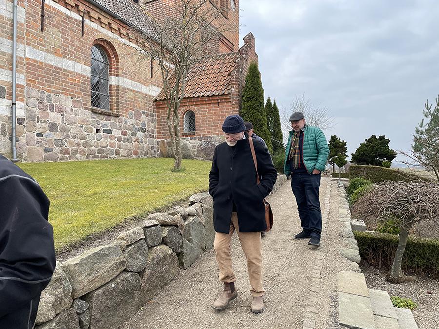 Opstartsmøde vedr. renovering af Særløse Kirke